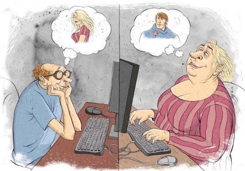 сети опасно ли знакомства в